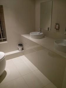 Bathroom tiling Surrey and Hampshire