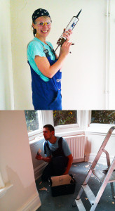Painting and decorating Godalming, Farncombe