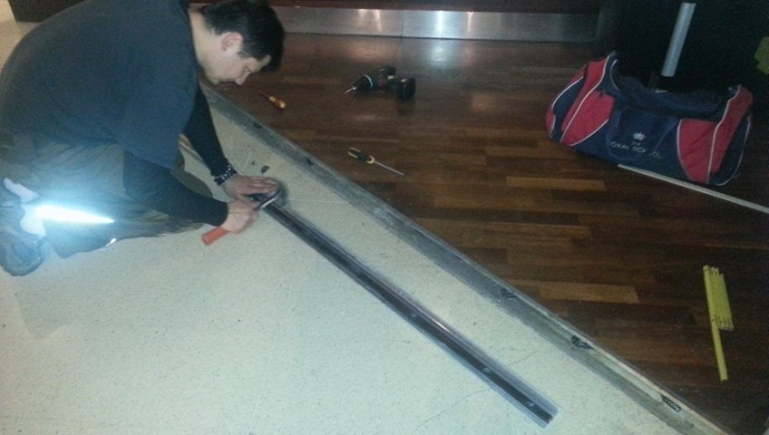 Floor repair Guildford