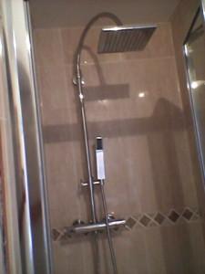 shower room installation Ash Vale