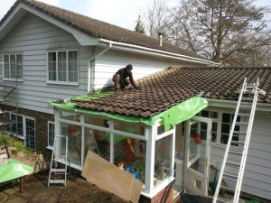 roof repair Godalming
