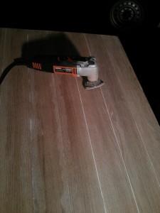 Wood sanding Surrey and Hamsphire
